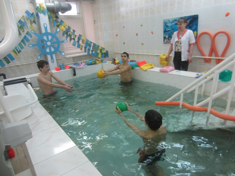 В арзамасском реабилитационном центре для детей и подростков с ограниченными возможностями - Парад здорового образа жизни