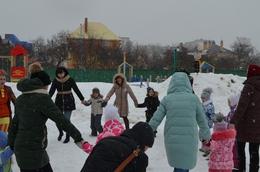 Вот и Масленица пришла для ребят отделения дневного пребывания ГБУ «РЦДПОВ г. Арзамаса» и их родителей